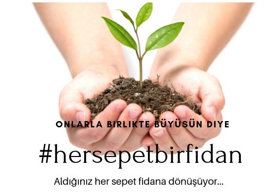 #hersepetbirfidan  kampanyası - Doğanın Takvimi